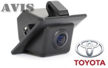 Камеры заднего вида на Toyota
