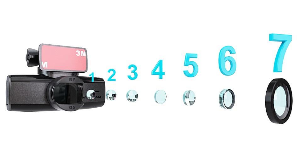 Видеорегистратор Datakam G5-CITY MAX-BF с GPS/ГЛОНАСС