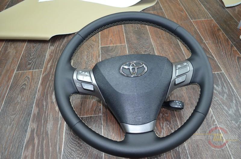 Перетяжка руля Toyota