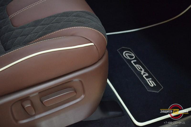 Перешив салона Lexus LX 570