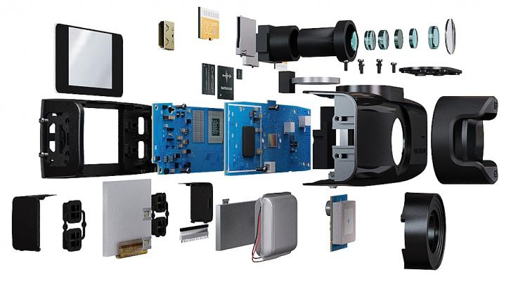 Видеорегиcтратор Datakam G5-REAL PRO-BF со встроенным ГЛОНАСС и GPS