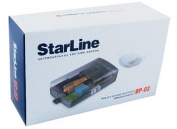 Модуль запуска двигателя StarLine BP-03