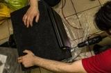 Установка сабвуфера и усилителя в Infiniti M37x