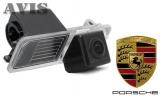 Камеры заднего вида на Porsche