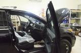 Установка TV тюнера на Toyota Highlander