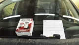 Установка Призрак 830 на VW Golf