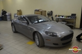 Шумоизоляция и устранение скрипов на Aston Martin DB9