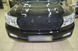 Решетка в стиле Bentley на LC 200 до 2012