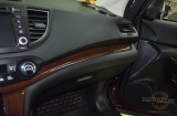Изменение цвета пластиковых деталей на Honda CRV