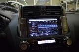 Штатное головное устройство Carsys Android на Toyota LC150