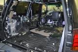 Полная шумоизоляция Lexus LX570