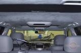 Потолок из Алькантары на Lexus LX570