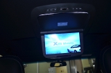 Потолочный монитор XM10 на Lexus RX350