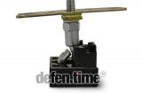 Универсальный электромеханический замок капота Defen Time V5
