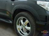 Расширители колесных арок для Toyota LC 200