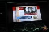 ТВ+нави на Infiniti FX 35