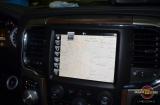 Установка навигации с пробками и камеры переднего вида на Dodge RAM