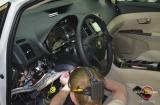 Установка сигнализации Starline E90 на Toyota Venza